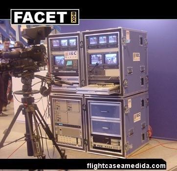 Rack IEC auidovisuales