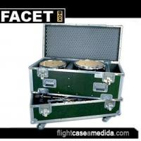 Flight cases a medida para baterías