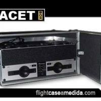 Flight case a medida para disco