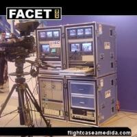 Rack IEC auidovisuales